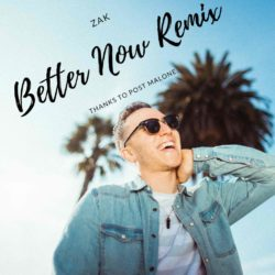 Click to Listen to 'Better Now Remix'